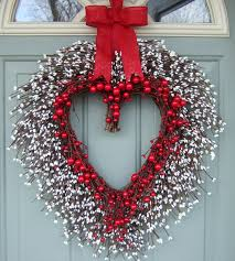 Valentine S Day Wall Decor Diy by The Perfect Diy 20 Valentine U0027s Day Wreaths The Perfect Diy