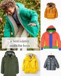 kids style 6 best winter coats for boys