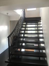 Stairs With Open Risers by Traditional Ornamental Railing U2014 Capozzoli Stairworks