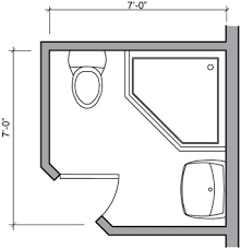 Design Bathroom Floor Plan With Nifty Design Bathroom Floor Plan - Small bathroom layout designs