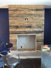 how to makefaux fireplace on the cheap electric fireplaces with
