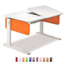 Schreibtisch F Jugendliche Moll Champion Style Schreibtisch Right Up In Weiß Mit