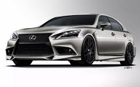 lexus diamond white pearl touch up paint custom 2013 lexus ls f sport 2013 toyota avalons to bow at sema