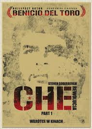 nostalgic che guevara vintage old paper wall poster home decor
