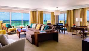 Livingroom Suites by Deluxe Suite In Aruba The Ritz Carlton Aruba