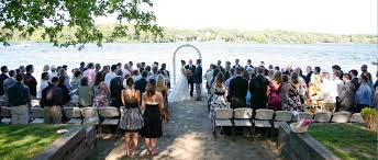 affordable wedding venues in ma plymouth cape cod unique lakeside wedding reception site