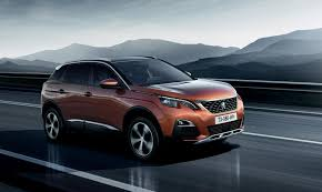 pergut car 2017 peugeot 3008 revealed ahead of 2016 paris auto show