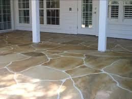 Stain Concrete Patio by Concrete Patio Stain Ideas U2013 Outdoor Ideas