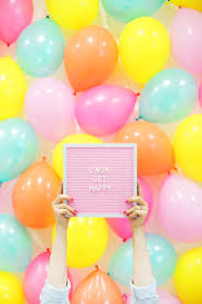 party balloons diy balloon photo backdrop lovely indeed