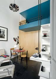 bureau sous mezzanine mezzanine inspiration gain de place côté maison