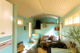 Tiny House Living Room by Fifth Wheel Tiny Home By Ken Leigh Tiny Living