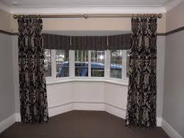 best bay window curtain rod