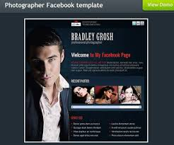 38 beautiful and creative free facebook fan page templates best