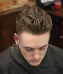 curly hair combover men s wavy hairstyles