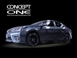 subaru crosstrek custom wheels concept one wheels innovative technology