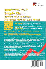 transform your supply chain releasing value in business smart