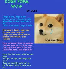 Doge Wow Meme - doge dogewoge twitter