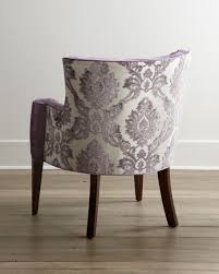 damask chair haute house bright damask chair