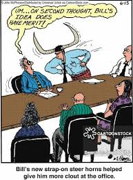 Strapon Meme - bossy cartoons and comics funny pictures from cartoonstock