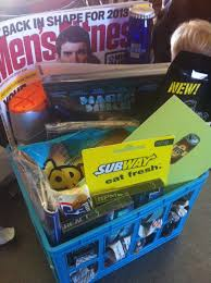 manly gift baskets nothing says manly gift basket like some men s fitness and