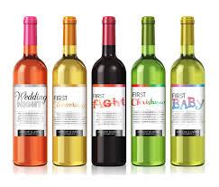 wine gift sets bridal shower wine poem wedding firsts wine gift sets