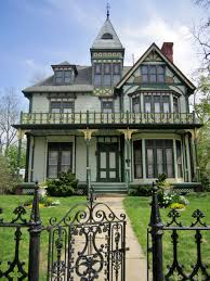 traditional folk victorian house colors victorian style house