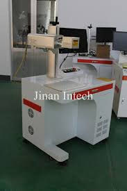 Card Making Equipment - 2017 alibaba desktop laser mark machine 20w 30w 50w memory card