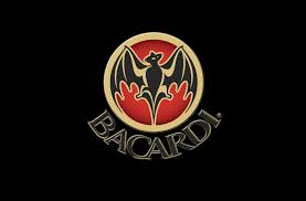 bacardi logo bacardi black by blackpandinus on deviantart