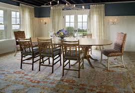 dining room rug dining room rugs floating wooden staircase