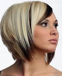 blonde bobbed hair with dark underneath blonde on top black underneath hairstyles hairstyle for women man