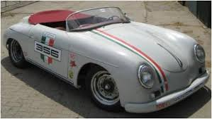 porsche speedster kit car discontinued kit cars