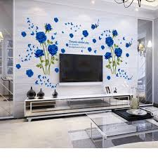 accessoires chambre kakuder diy wall sticker amovible chambre décor à la maison