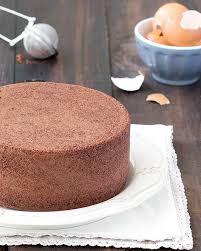 chocolate italian sponge cake as easy as apple pie
