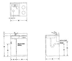 Standard Kitchen Cabinet Dimensions Kitchen Sink Cabinet Size Home Design Ideas