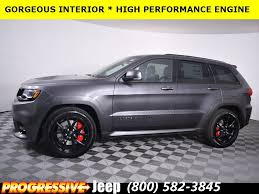 srt jeep 2011 new 2018 jeep grand cherokee srt sport utility in massillon