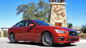 2016 infiniti q50 first drive review