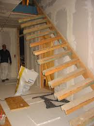 treppe selbst bauen zimtkätzchen und zuckerschnecke die schwebende treppe