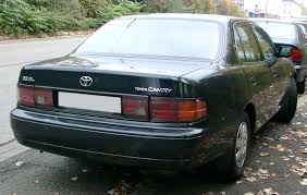 1993 toyota camry information and photos zombiedrive
