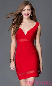 short sleeveless red open back dress promgirl