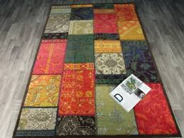 tappeti outlet tappeto patchwork finest tappeto patchwork beige jaipur di