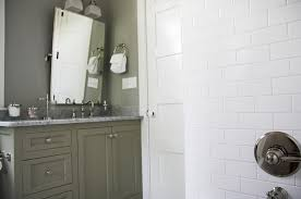 Cottage Bathroom Design Colors Green Bathroom Cabinets Cottage Bathroom Urban Grace Interiors