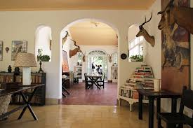 take a photo tour of ernest hemingway s home in cuba michigan radio the house features numerous taxidermy mounts of exotic wildlife