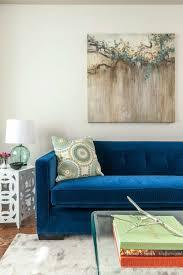 Blue Sofa Set Sofas Center Blue Velvet Sofa Sofas Unforgettable Photo