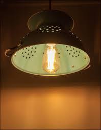 example of colander pendant light mini kitchen price yoga engine