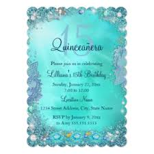 invitaciones para quinceanera quinceañera invitations zazzle