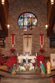 Church Decoration For Christmas Pictures by Church Decorating Committee St Augustine New City Ny