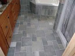Bathroom Floor Tile by Beautiful Gray Bathroom Floor Tile In Home Decoration For Interior