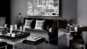 Living Room Ideas With Black Sofa by Living Room Black Black White Living Room Decor Kortensteinbest
