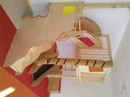 kinderbett mit treppe kinderbett selber bauen kinderbett selber bauen xxlhausbett with