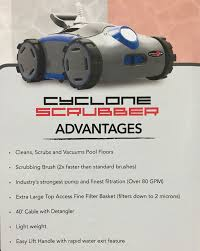 s2 cyclone scrubber robotic pool cleaner u2013 leisure depot
